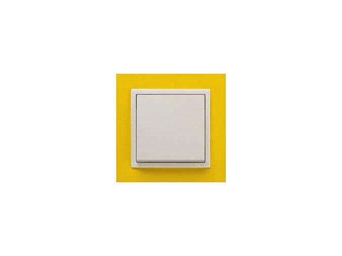 1 - rámček, žltá/ľadová