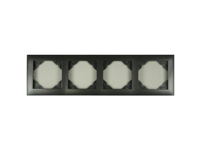 4 - rámček, šedá