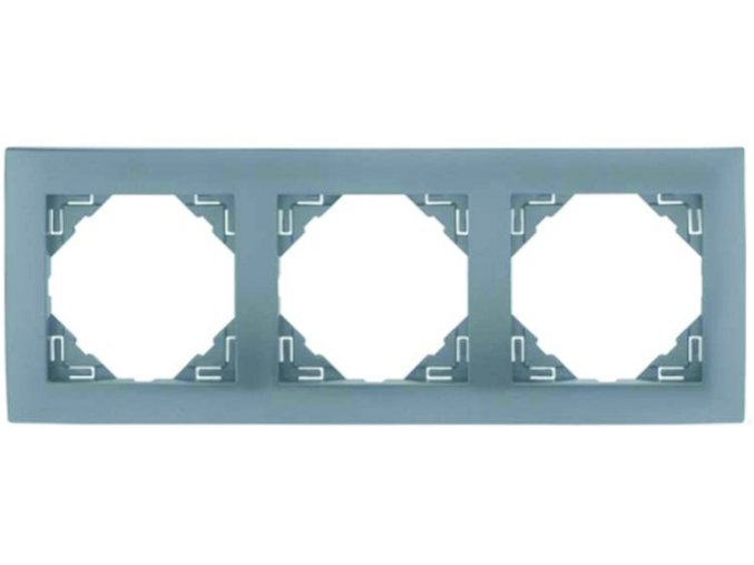 3 - rámček, hliníková
