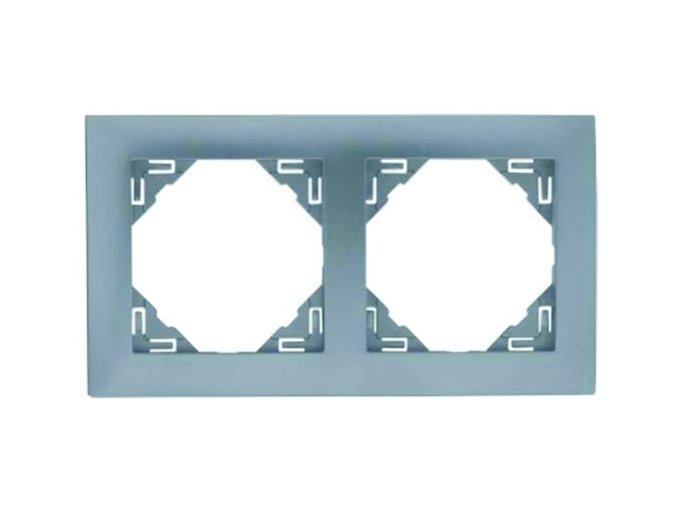 2 - rámček, hliníková