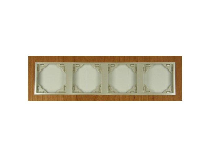 4 - rámček, čerešňa/perleťová