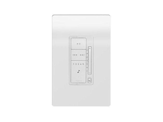 Nástenný ovládač NV - P10 - WH Biela