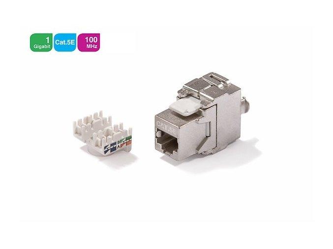 RJ45 FTP Konektor - Cat.5e
