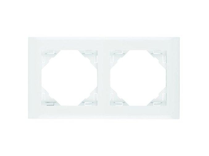2 - rámček, biela