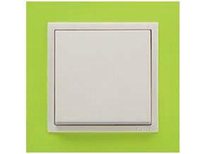 1 - rámček, zelená/ľadová