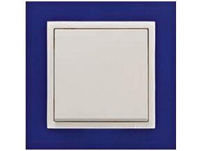 1 - rámček, modrá/ľadová
