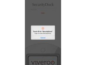 SecurityDock - zabezpečenie iPadu