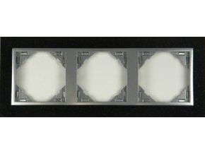 3 - rámček, žula/hliníková