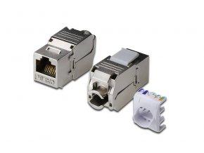 RJ45 FTP Konektor - Cat.6A